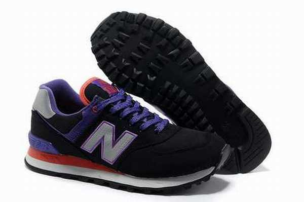 chaussures new balance femme solde
