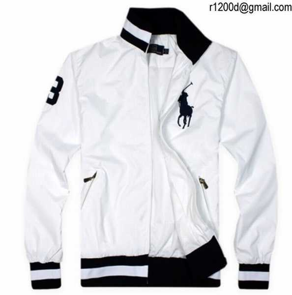 Veste ralph lauren homme big pony